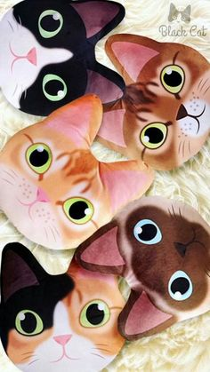 What's your type of cat? 😍 What's your type of cat? Wallpaper Gatos, Cat Wallpaper, Animal Wallpaper, Cat Pattern Wallpaper, Cat Background, Types Of Cats, Cat Drawing, Crazy Cats, Cool Cats