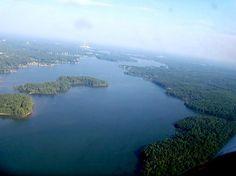 Lake Sinclair, Georgia's best kept secret