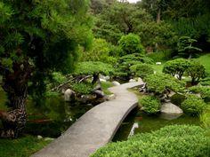 Японские сады в фотографиях - Лучшие фотографии со всего света