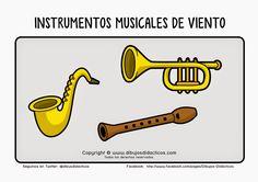 SGBlogosfera. María José Argüeso: INSTRUMENTOS MUSICALES: CONOCEMOS Y TRABAJAMOS