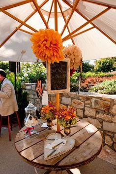 decoração de casamento terracota - Pesquisa Google