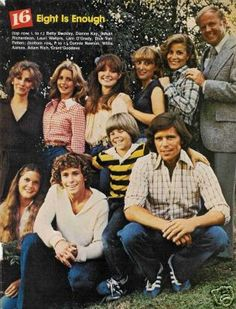 Eight is Enough- loved this show when I was growing up. Larry Wilcox, My Childhood Memories, Best Memories, Old Shows, Vintage Tv, Film Serie, Event Photos, Old Tv, Classic Tv