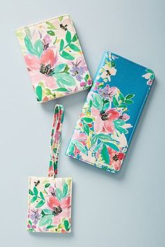 Explore Anthropologie's unique collection of books, stationery, tech and travel, featuring the season's newest arrivals. Moving To California, Book Stationery, Floral Tie, Passport, Tags, Accessories, Color, Wallets, Anthropologie