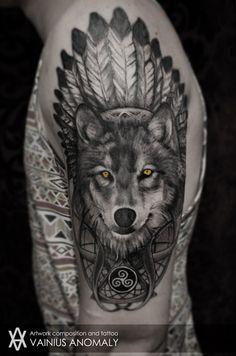 back shamanism tattoo - Pesquisa Google