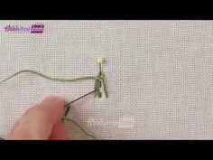 Dokuma Yaprak | Berrin Şengöz ile Teknikler | Hobi Sitesi - YouTube