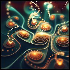 Not Here by lindelokse.deviantart.com