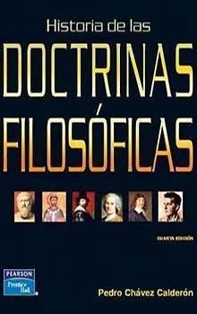 HISTORIA DE LAS DOCTRINAS FILOSOFICAS :Pedro Chavez Calderon SIGMARLIBROS   Coyoacán   Vivanuncios   101423372