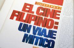 44 Cineastas Filipinos inside page, in detail