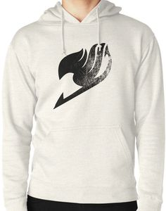 Fairy Tail Black Hoodie (Pullover)
