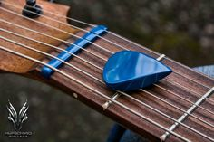 Hufschmid 'TECHTRON HPV®' nut + Drop plectrum! http://plectrum.ch/