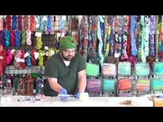 How to Dye Yarn and Fibers with David Keller