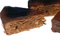 Torta de chocolate com damasco   Panelinha - Receitas que funcionam