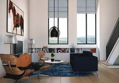 10 Modern Living Rooms - iCreatived