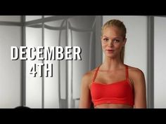 Victoria's Secret Workout, Core Exercises With Trainer Justin Gelband, Fit How To - YouTube