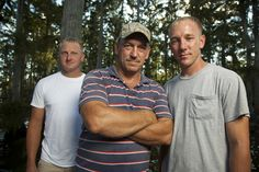 Those Landry Boys - Swamp People