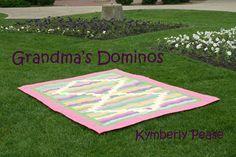 Grandma's Dominoes Quilt « Moda Bake Shop