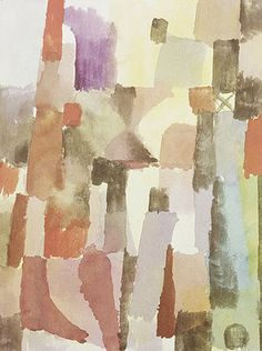 Paul Klee: Komposition 1915