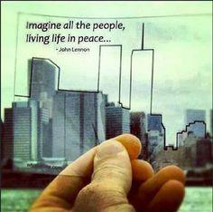 #neverforget: l'11 settembre ricordato su Twitter e Instagram. La giornata di oggi negli States (FOTO)