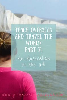 For the latest post in the series, we hear from Laura, an Australian teaching overseas, telling us about her experience and what teaching in the UK is like.