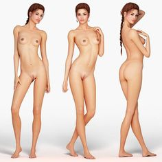 Really. Certainly. 3d model girl nude assured