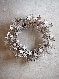 I love this simple wreath from cox and cox - it has that scandi low maintenance feel to it don't you think?