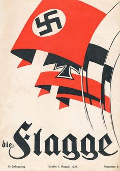 """The Flag."" Nazi Germany"