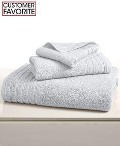 "Hotel Collection Bath Towels, MicroCotton 30"" x 54"" Bath Towel"