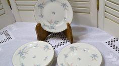 Vintage Franconia Laurel Oak Bread Butter Plates by PanchosPorch, $18.00