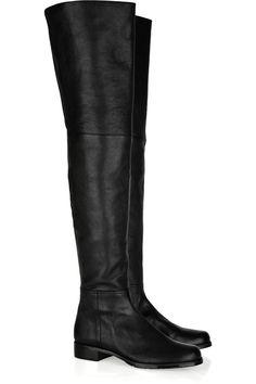 ALDO   ALDO Sturmys Flat Over The Knee Boots at ASOS   Shoes