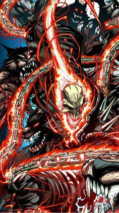 Ghost Rider by Gerardo Sandoval