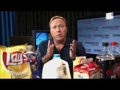 Yuck!!!    http://www.infowars.com/food-the-ulti...    Alex Jones addresses one of the darkest modes of power the globalists have used to control the population-- food. The adulteration of the planet's staple crops, genetically-altered species and intentionally-altered water, food and air all amount to a Eugenics operation to weaken the masses and achieve ...