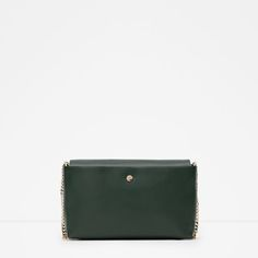 Image 1 of MESSENGER BAG WITH CHAIN from Zara