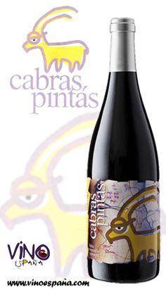 CABRAS PINTÁS es un vino  tinto con D.O.P.V.C. Sierra de Salamanca, elaborado con uvas de las variedades Rufete en un mayor porcentaje, Tinto Aragonés (Tempranillo) y Garnacha en porcentajes menores, Cabras pintás es un vino homenaje a las famosas pinturas rupestres de la zona del Valle de las Batuecas en la Sierra de Francia y es elaborado a partir de una viticultura sostenible y aplicando técnicas y principios biodinámicos.