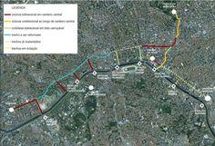 Ciclovia da Av. Faria Lima, em São Paulo, ganhará mais 11,5 km