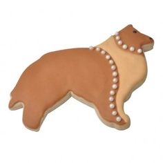 Collie Fancy cookie