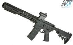 AST: SAI GRY M4 airsoft GBB rifle By G