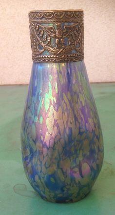 vase loetz | Céramiques, verres, Verre, cristal, Grands noms étrangers | eBay!