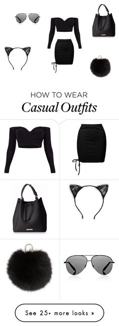 """Casual"" by wjazmine878 on Polyvore featuring Sans Souci, Victoria Beckham, Tasha and Yves Salomon"