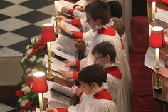Research demonstrates benefits of corporate singing as new website highlights choral evensong