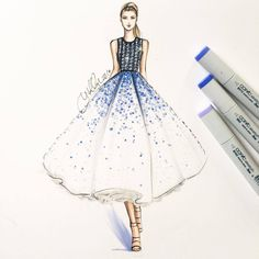 H. Nichols Illustration — @giambattistapr sketched with @copicmarker ...