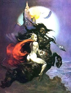 The Art of Frank Frazetta - Album on Imgur