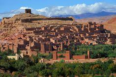 Ait Benhaddou by Paulo Capiotti | Morocco