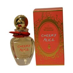 Cheeky Alice By Vivienne Westwood Edt Spray (11.790 HUF) ❤ liked on Polyvore featuring beauty products, fragrance, vivienne westwood, vivienne westwood fragrance and vivienne westwood perfume