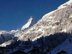 Zermatt & the Matterhorn after the first huge snowfalls - ready for the Winterseason 2012/13?    http://www.bwsh.ch/alpenresortzermatt