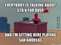Old but gold #GTA