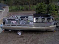 bow fishing boat? - Bow Fishing