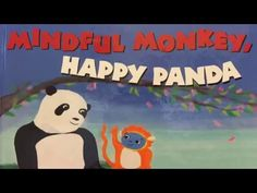 mindful monkey happy panda pdf