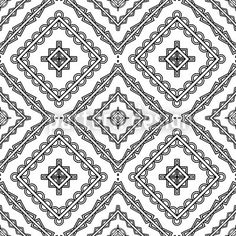 Arabica designed by Laschon Robert Paul, vector download available on patterndesigns.com