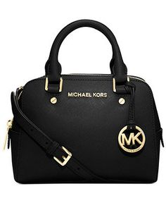 MICHAEL Michael Kors Jet Set Small Travel Satchel - Michael Kors Handbags - Handbags & Accessories - Macy's