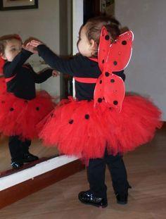 Costume da coccinella  Autrice Vanesa